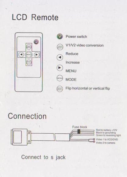 weldex wiring diagram zc 7449  weldex reverse camera wiring diagram free diagram  weldex reverse camera wiring diagram