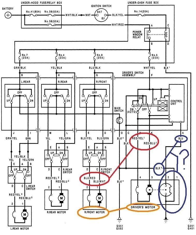 [ZTBE_9966]  MY_7311] 1996 Honda Civic Wiring Diagram Power Windows | 96 Honda Civic Power Window Wiring Diagram |  | Subc Cosa Winn Xortanet Salv Mohammedshrine Librar Wiring 101