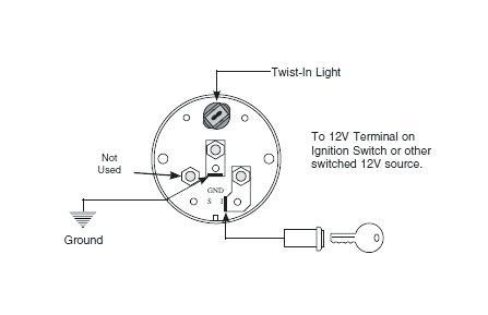 boat temperature gauge wiring diagram  schematic wiring