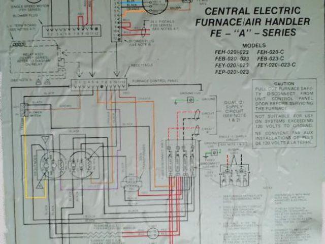 propane furnace intertherm wiring diagrams  wiring diagram