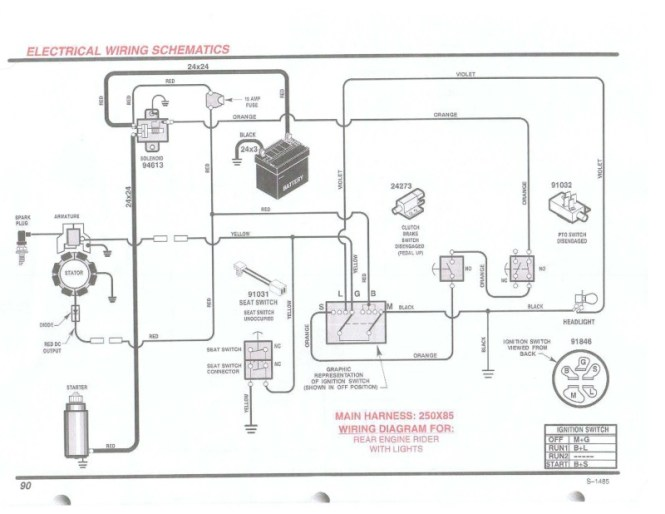Starter Solenoid Wiring Diagram For Lawn Mower from static-cdn.imageservice.cloud
