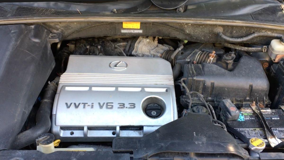 Lexus Rx330 Battery Drain Problem