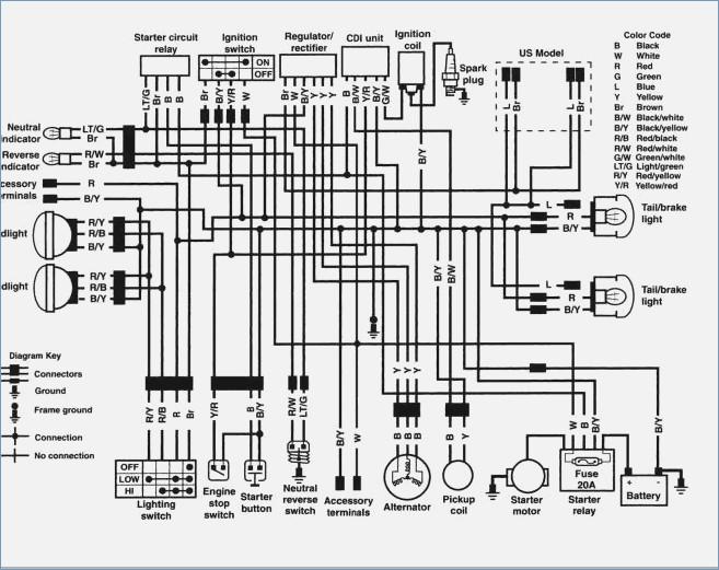 Kawasaki 300 Quad Wiring Diagram