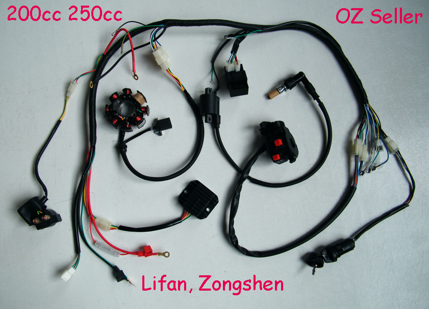 loncin 200cc atv wiring diagram lifan wiring harness wiring diagram data  lifan wiring harness wiring diagram data