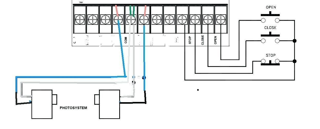 [SCHEMATICS_48YU]  XX_9628] Wiring Instructions For Craftsman Garage Door Opener | Wiring Diagram Garage Door Sensor |  | Usnes Cajos Mohammedshrine Librar Wiring 101