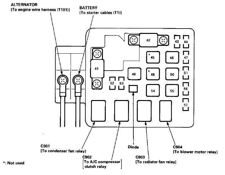 Wondrous 1992 Honda Civic Fuel Injector Diagram Basic Electronics Wiring Wiring Cloud Gufailluminateatxorg