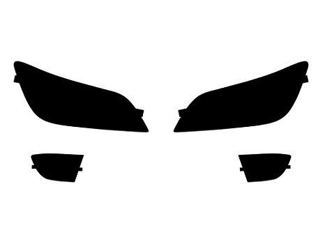 Super Amazon Com Rvinyl Rtint Headlight Tint Covers For Lexus Is 2001 Wiring Cloud Apomsimijknierdonabenoleattemohammedshrineorg