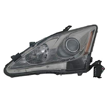 Incredible Amazon Com Oe Replacement Lexus Is250 Driver Side Headlight Wiring Cloud Apomsimijknierdonabenoleattemohammedshrineorg