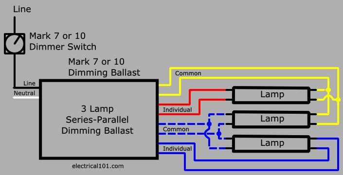 cl4948 3 lamp ballast wiring diagram schematic wiring