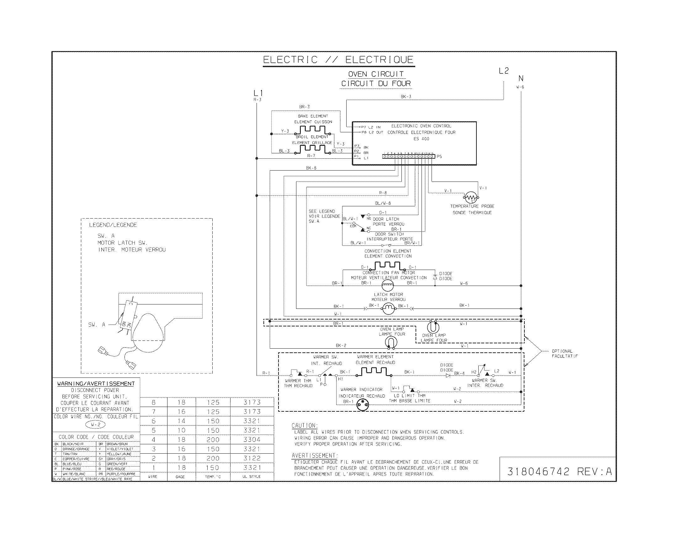 Wiring Diagram For Frigidaire Dryer Door Switch