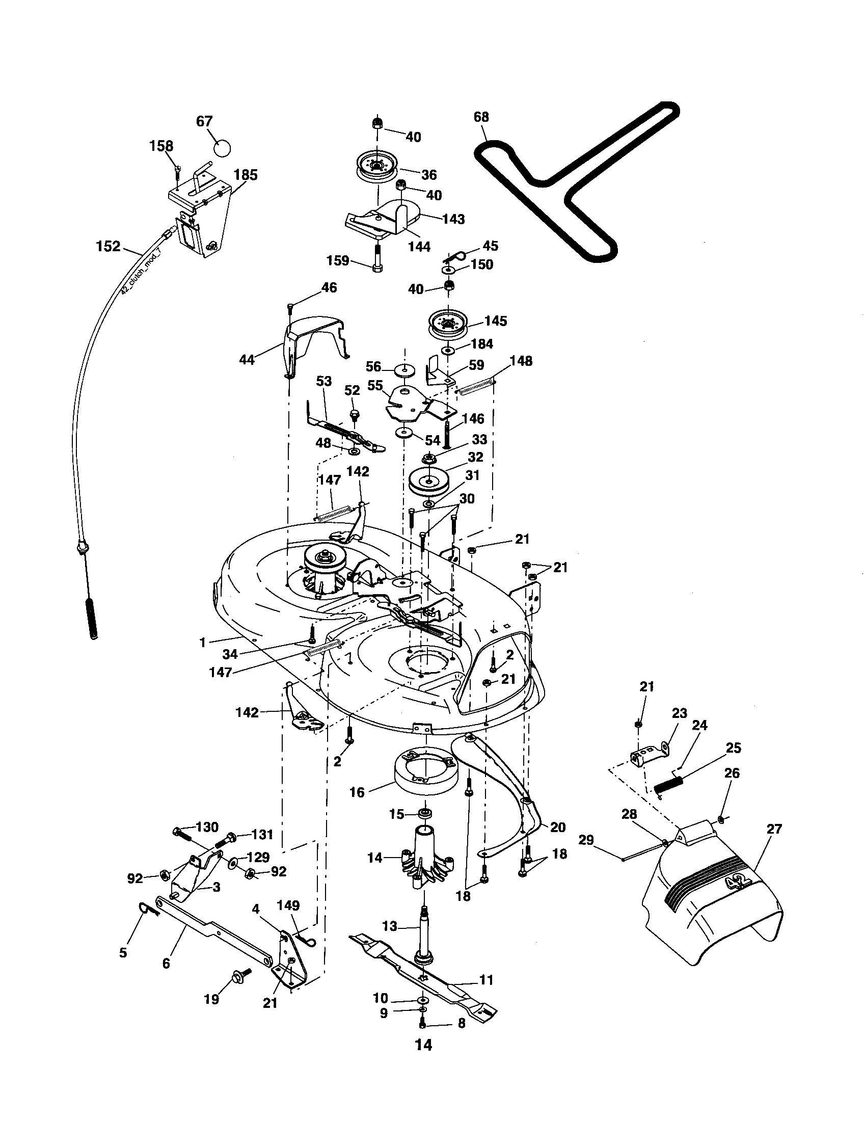 [DIAGRAM_0HG]   | Poulan Pro Riding Mower Wiring Diagram |  |