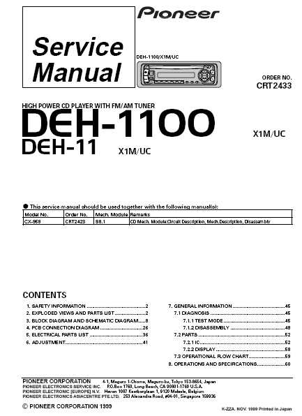 [TBQL_4184]  RB_6327] Deh P2500 Wiring Diagram Deh 1100 Related Posts Pioneer Deh 1100Mp Schematic  Wiring   Wiring Diagram Pioneer Deh P2500      Props Ophen Cosm Spoat Over Epete Elae Jebrp Mohammedshrine Librar Wiring  101