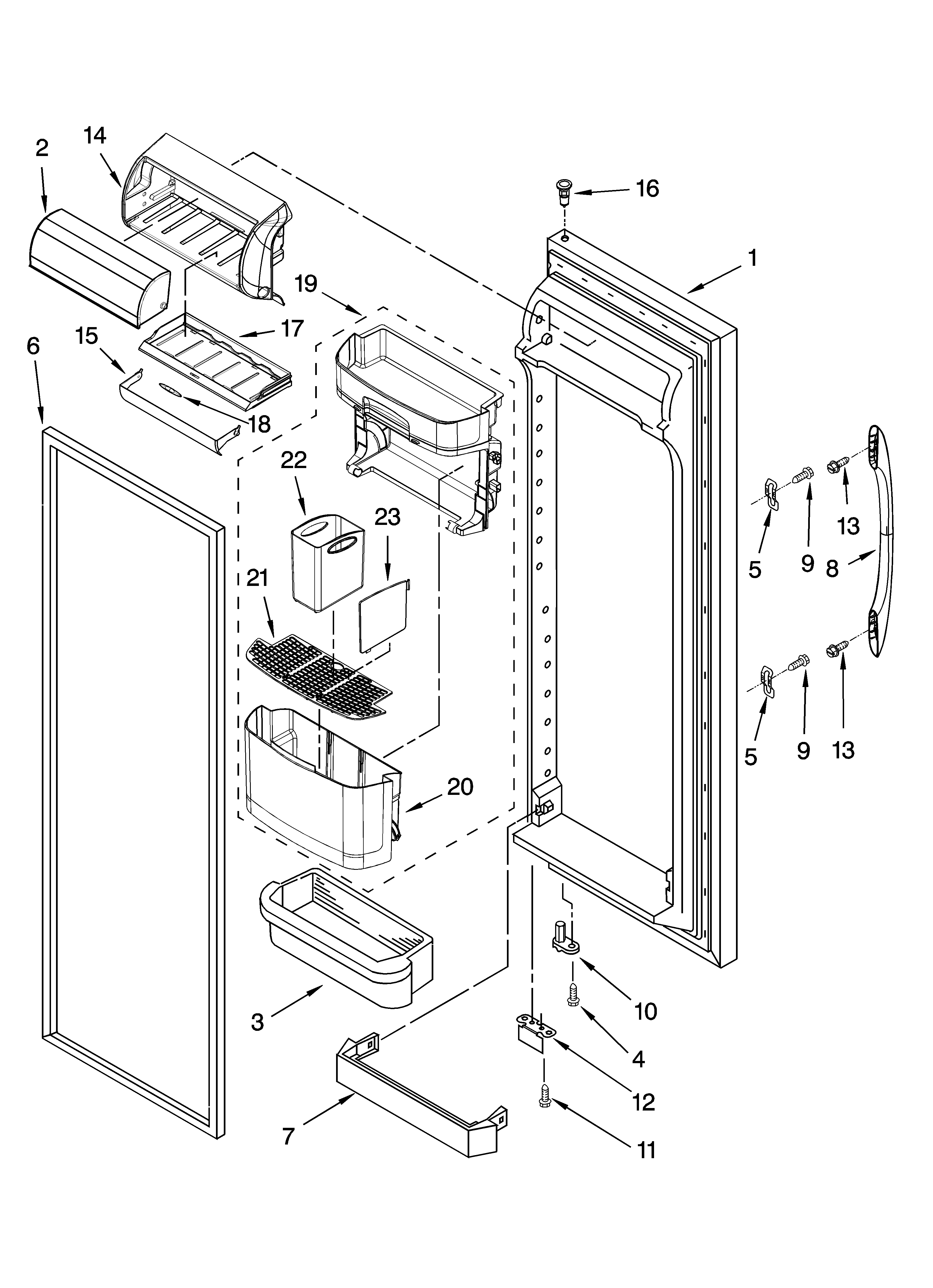 Kenmore Side By Side Refrigerator Wiring Diagram from static-cdn.imageservice.cloud