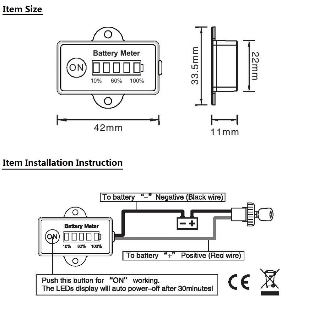 [DIAGRAM_38YU]  XV_1982] Battery Voltage Meter Wiring Diagram For Free Diagram | Battery Gauge Wiring Diagram |  | Impa Bios Oxyl Majo Norab Dylit Mepta Mohammedshrine Librar Wiring 101