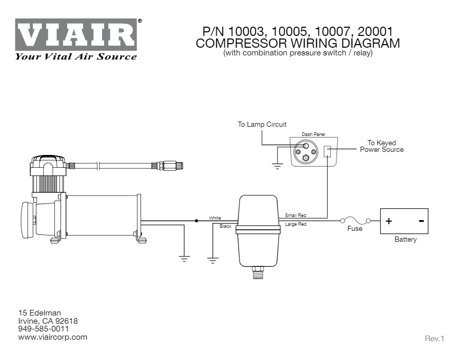 ZG_6443] Viair Onboard Air Systems Wiring Diagram Wiring Diagram