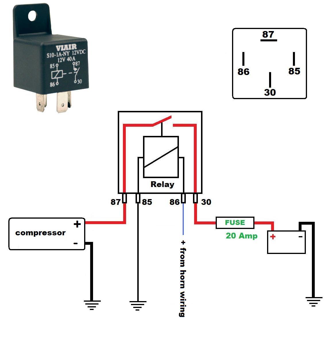 GE_2292] 12V Air Horn Wiring Diagram Download DiagramPendu Greas Wigeg Mohammedshrine Librar Wiring 101