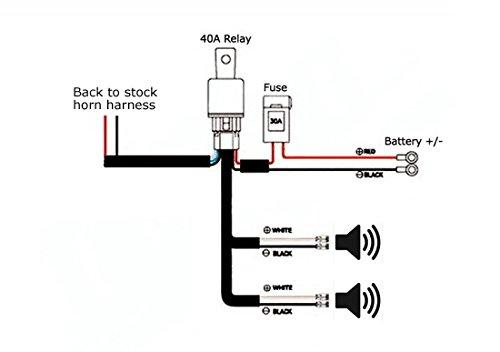 Air Horn Train Horn Wiring Diagram Without Relay from static-cdn.imageservice.cloud