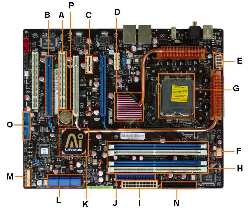DA_0118] Basic Motherboard Diagram With Labels Wiring DiagramPush Dadea Inama Rele Mohammedshrine Librar Wiring 101