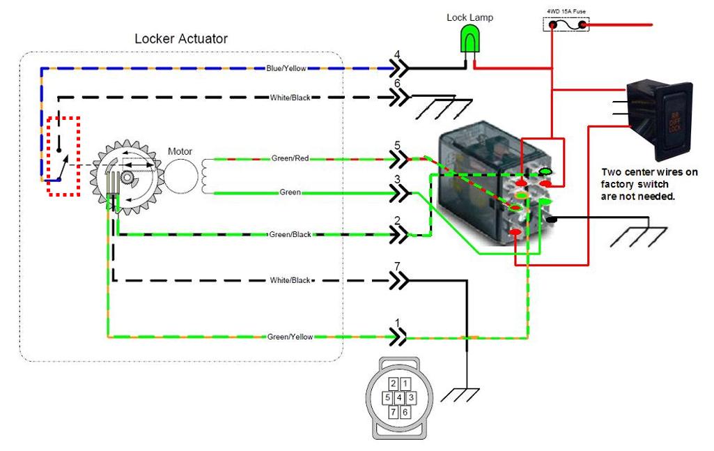 Fine Diagram Besides Toyota E Locker Wiring Diagram On Tacoma Radio Wiring Cloud Onicaalyptbenolwigegmohammedshrineorg