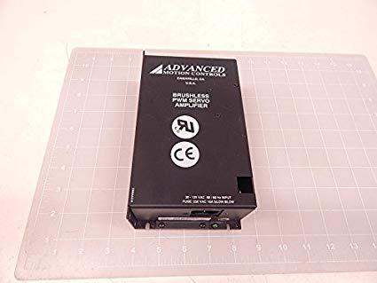 Cool Advanced Motion Controls B25A20Acp Inv Brushless Pwm Servo Amplifier Wiring Cloud Inklaidewilluminateatxorg
