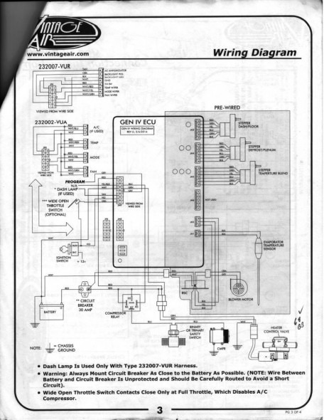 MM_1433] Vintage Air Gen Iv Wiring Diagram Download DiagramYnthe Arivo Bepta Mohammedshrine Librar Wiring 101