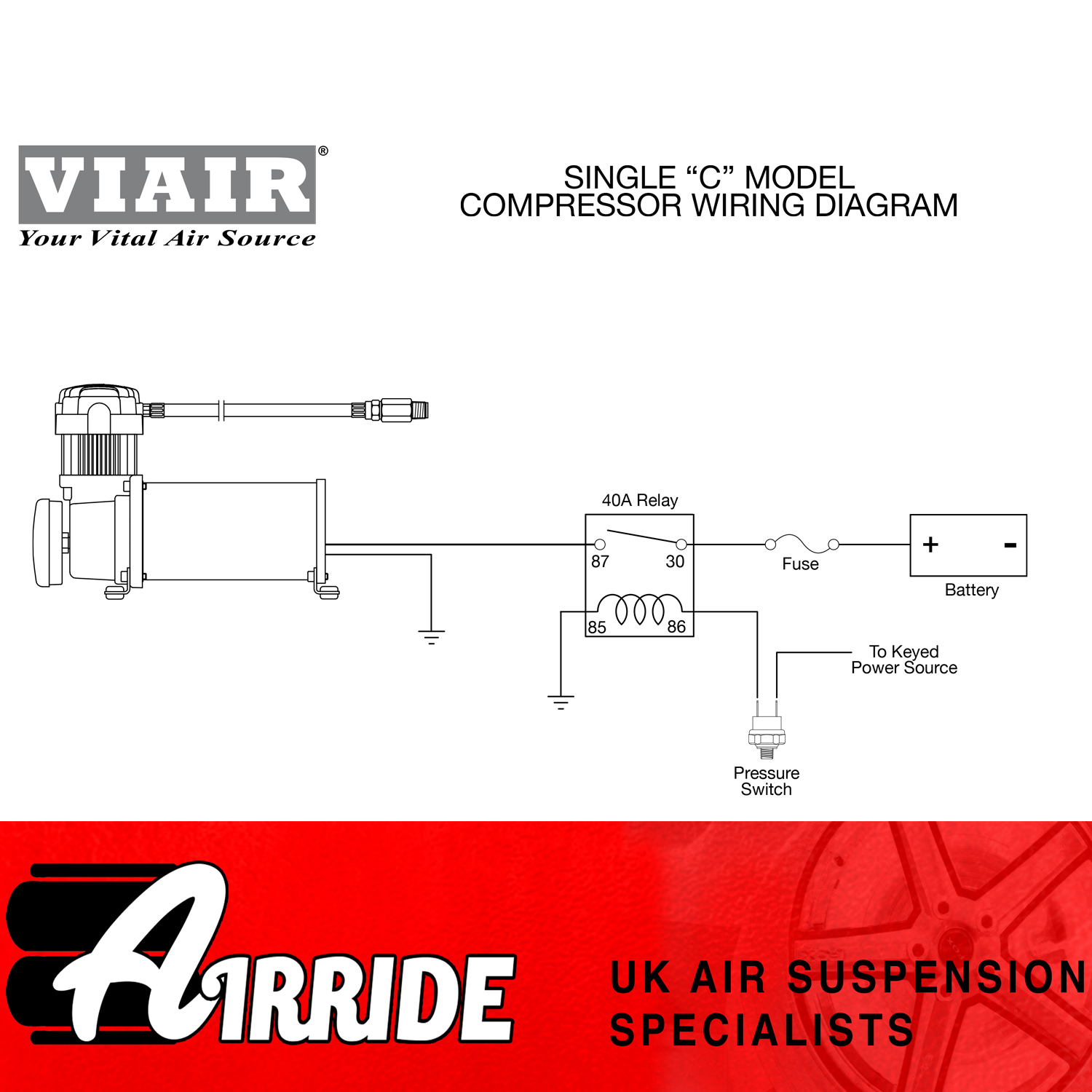 Groovy Airride Air Suspension Wiring Cloud Genionhyedimohammedshrineorg