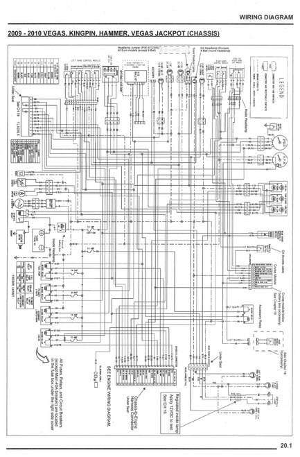 Victory Wiring Diagram - Wiring Diagrams DataUssel
