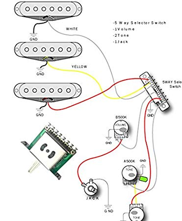 for a 5 way toggle switch wiring diagram lz 1325  vintage guitar 5 way selector switch wiring diagram  guitar 5 way selector switch wiring diagram