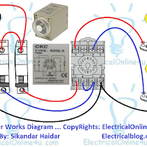 Surprising Star Delta Starter Wiring Diagram 3 Phase With Timer Electrical Wiring Cloud Loplapiotaidewilluminateatxorg