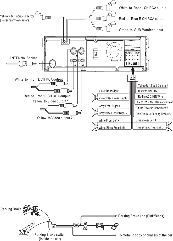 Pyle Audio Car Stereo Wiring Diagram - Volkswagen Jetta Wiring Component -  vga.yenpancane.jeanjaures37.fr | Pyle Audio Car Stereo Wiring Diagram |  | Wiring Diagram Resource