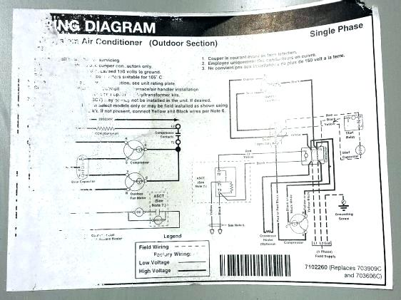 nordyne air conditioner wiring diagram  cadillac spark plug