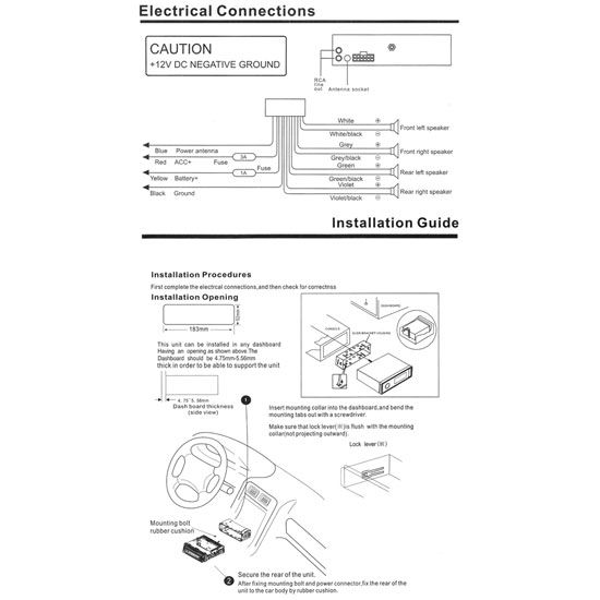 Te 8308 Pyle In Dash Wiring Diagram Download Diagram