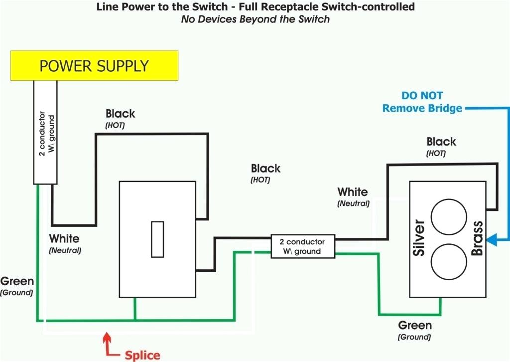 Wg 2391 Wiring Diagram For A Light Switch Receptacle Combo Free Diagram