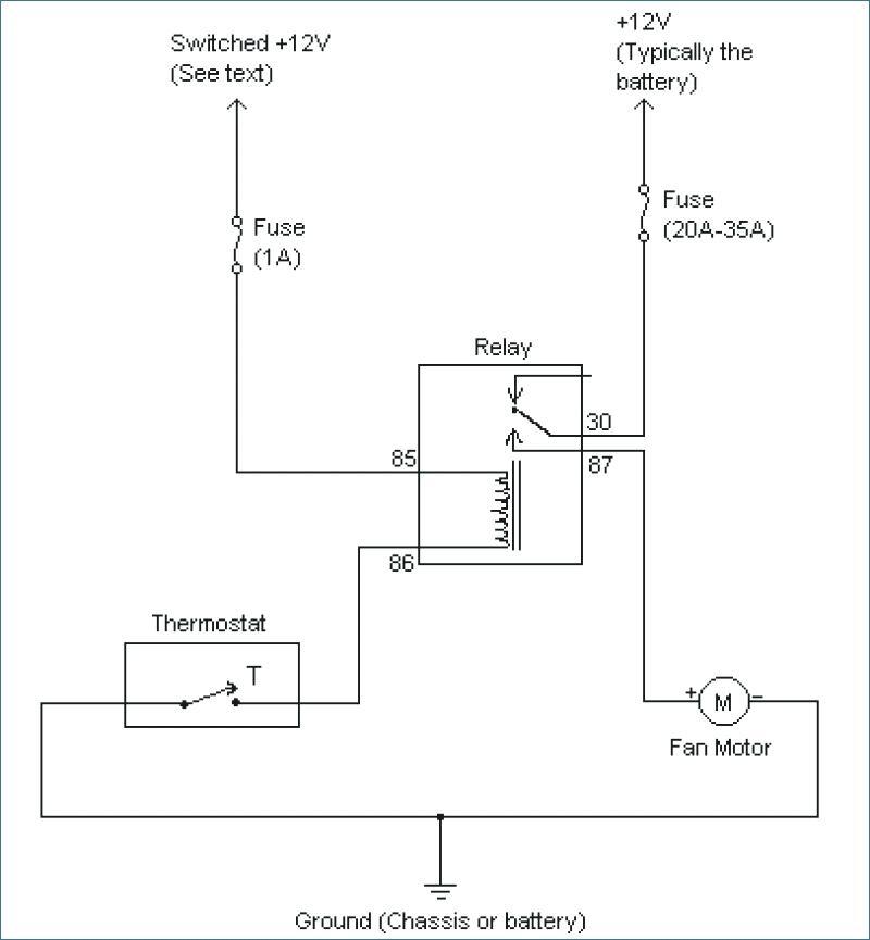 Awe Inspiring Fan Relay Wiring Diagram Educamaisvoce Com Wiring Cloud Ostrrenstrafr09Org
