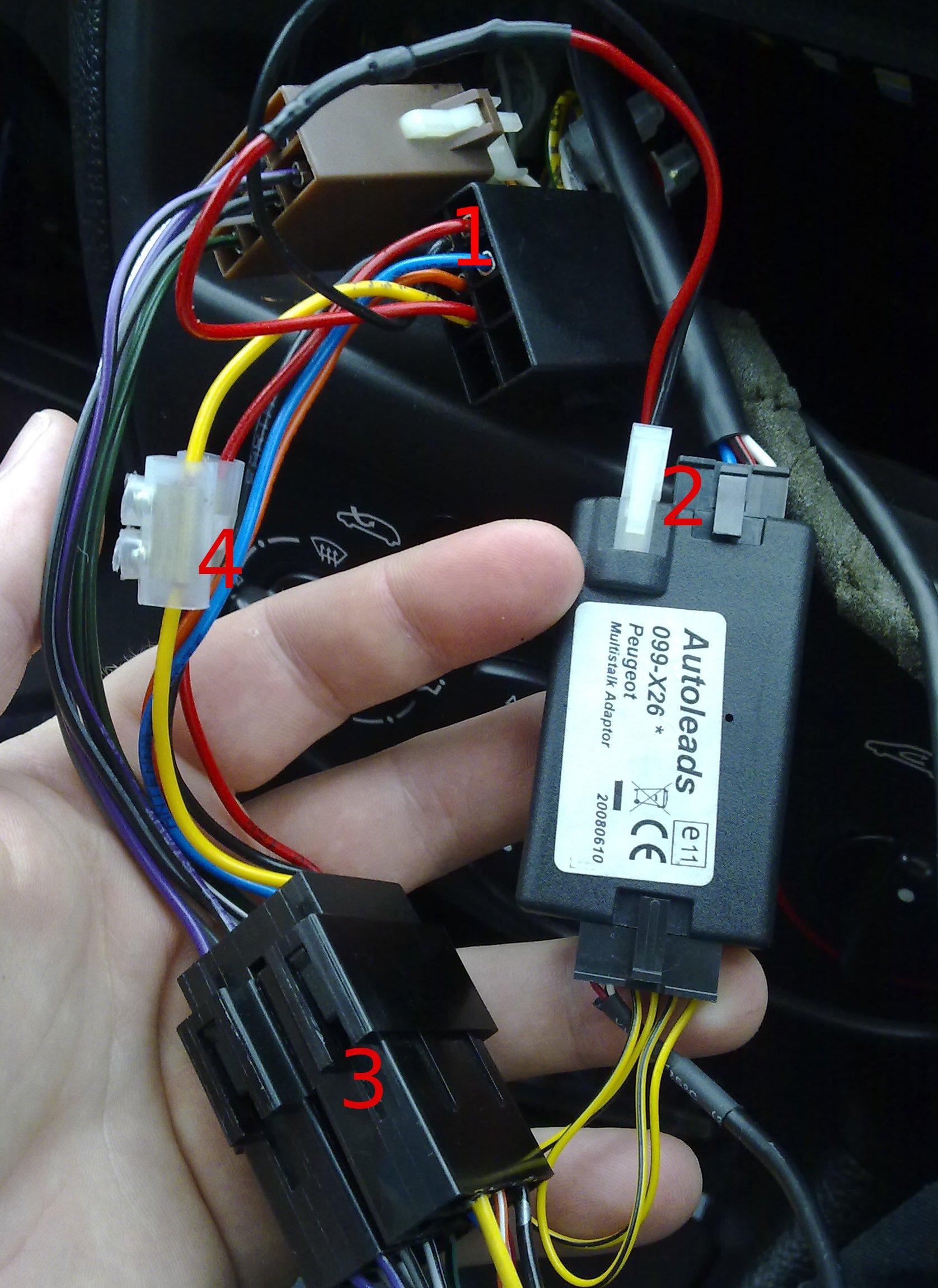 Peugeot 206 Cc Radio Wiring Diagram