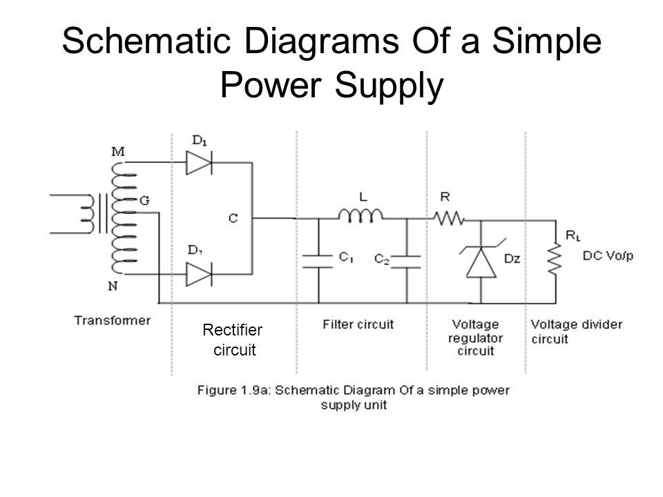 MK_0442] Simple Power Supply Circuit Wiring DiagramLeona Ricis Ilari Vira Mohammedshrine Librar Wiring 101