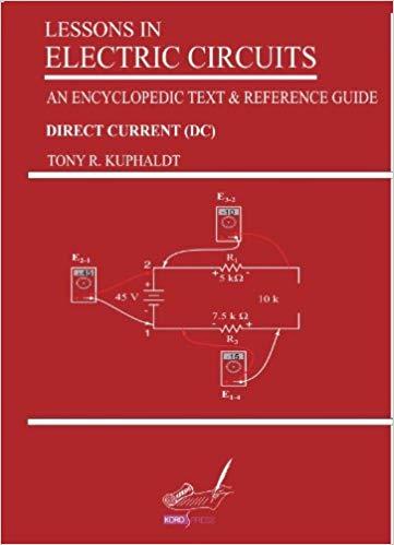 Awe Inspiring Lessons In Electric Circuits Vol 1 Direct Current Tony R Kuphaldt Wiring Cloud Histehirlexornumapkesianilluminateatxorg