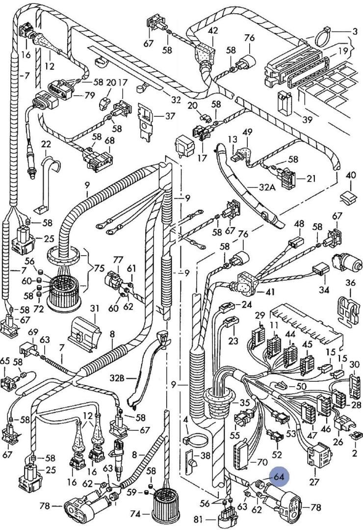 Dm 3521  Vwvortexcom I Need A Vr6 Vacuum Diagram Wiring