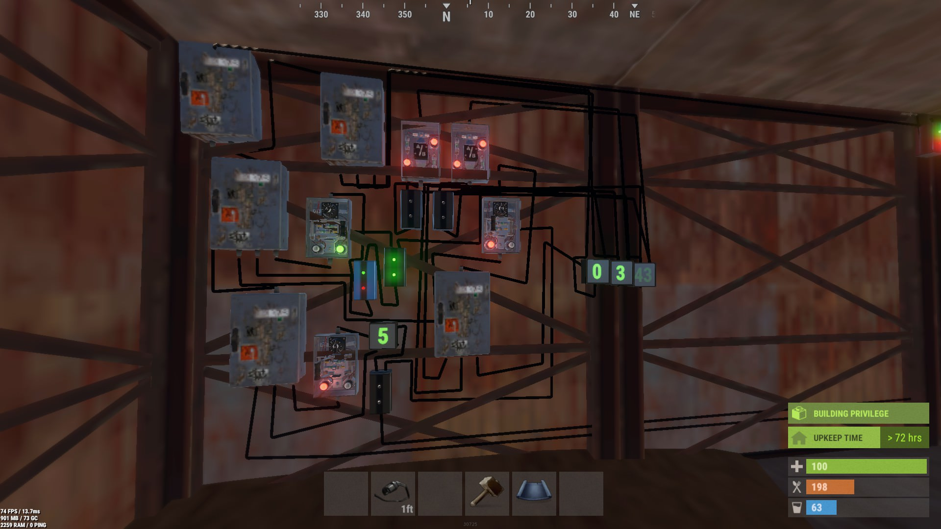 Enjoyable Practical Uses Of Rust Electricity Drawn Out Playrust Wiring Cloud Genionhyedimohammedshrineorg