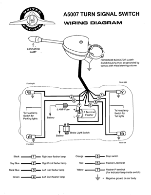 bh_1777] ford turn signal switch wiring diagram as well universal ... universal turn signal switch wiring diagram vintage hot rod ford turn signal wire colors dness cette xeira phae mohammedshrine librar wiring 101