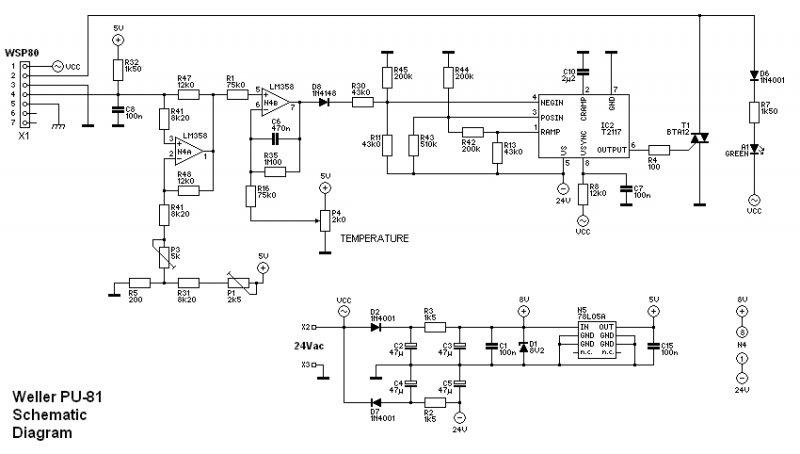 Wsp80 Wiring Diagram