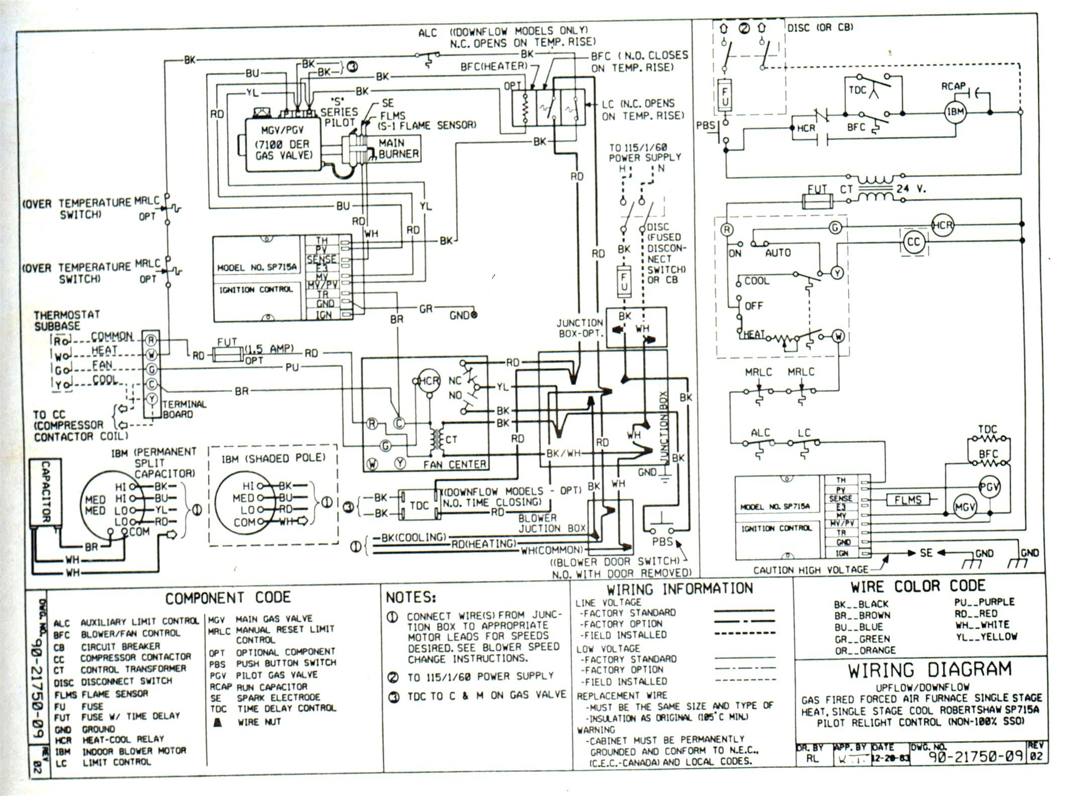 cm6579 heil gas furnace wiring diagram wiring diagram