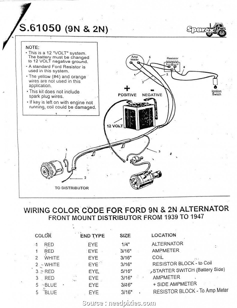 1954 Ford 8n Wiring Harness Diagram A Light Switch Wiring For Dodge Ad6e6 Kdx 200 Jeanjaures37 Fr