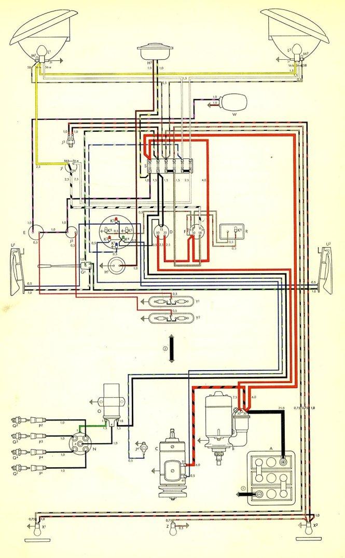Mid Bus Wiring Diagrams - 1999 Volkswagen Golf Wiring Diagram -  contuor.kankubuktikan.jeanjaures37.fr