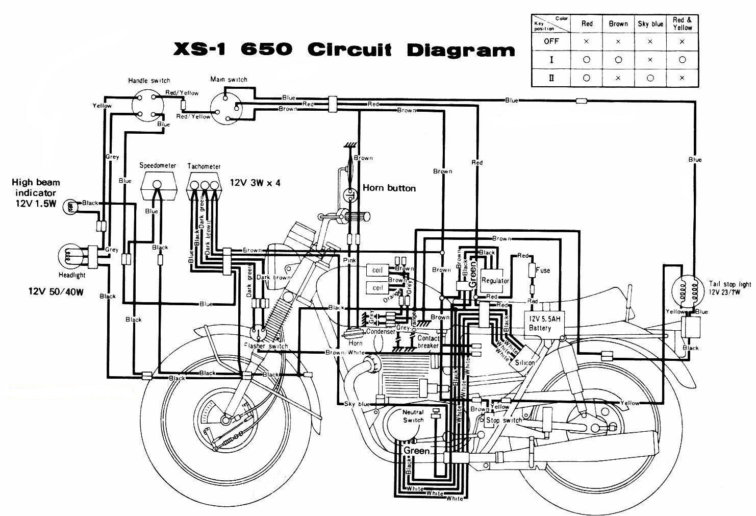 Surprising Honda Motorcycle Wiring Diagrams Basic Electronics Wiring Diagram Wiring Cloud Cranvenetmohammedshrineorg