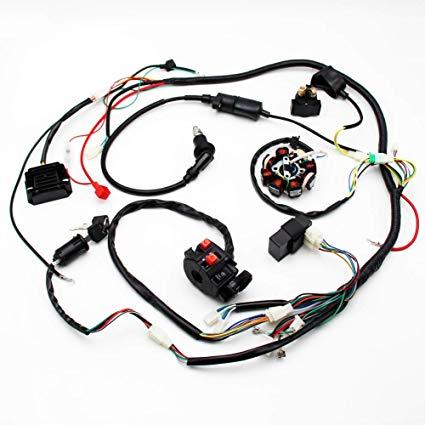 Kandi OEM 110cc GoKart Wire Harness