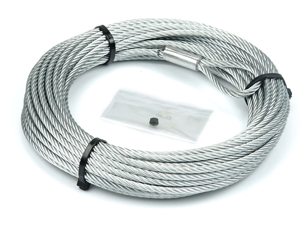 Excellent Wire Winch Rope For Atv 3 16 X 50 Warn Industries Go Prepared Wiring Cloud Monangrecoveryedborg