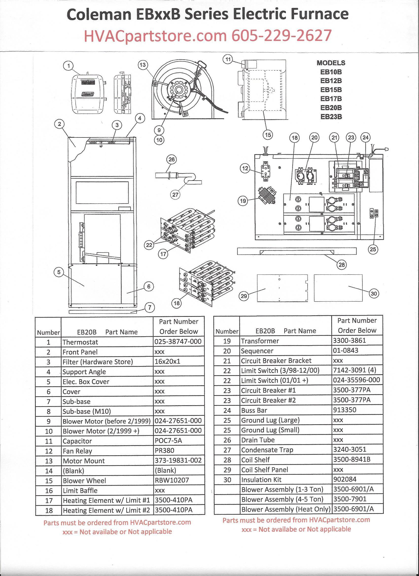 Heater Wiring Diagram