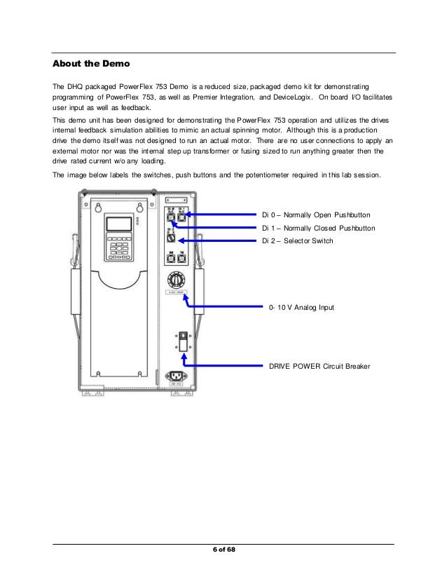 Allen Bradley Vfd Powerflex 753 Wiring Diagram