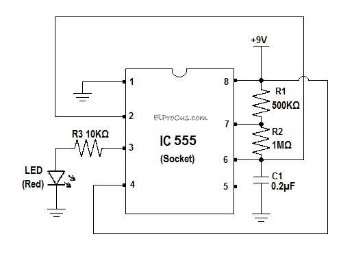 Excellent Ic 555 Timer Pin Daigram With Configuration And Its Applications Wiring Cloud Monangrecoveryedborg